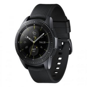 Samsung Galaxy Watch 42 mm (noir carbone) - Montre connectée