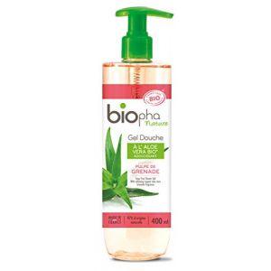 Biopha Nature Gel douche parfum pulpe de grenade