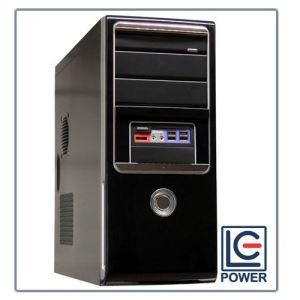 LC-Power PRO-910B - Boîtier Moyen tour Pro-Line avec alimentation 420W