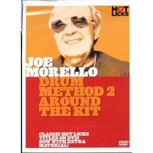 Music Sales MORELLO JOE - DRUM METHOD 2