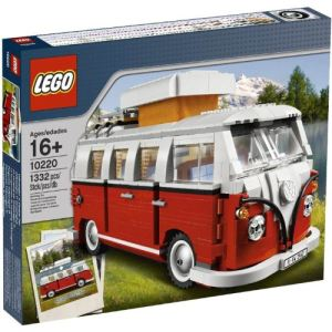 Image de Lego 10220 - Creator : Le camping-car Volkswagen T1