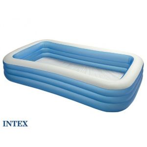 Intex Piscine rectangulaire Family gonflable (GM)