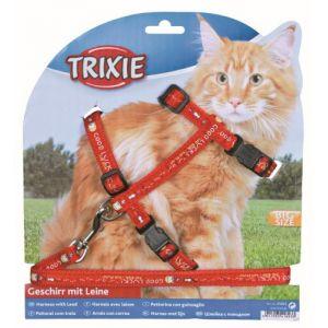 Trixie Harnais Xl avec laisse pour chats