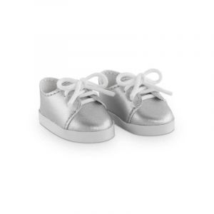 Corolle Les chaussures ma chaussures argentées - age 4+
