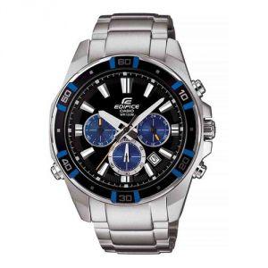 Casio EFR-534 - Montre pour homme avec bracelet en acier Edifice