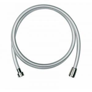 """Grohe 27137000 - Flexible de douche Silverflex plastique Système anti-torsion Twistfree 2000 mm 1/2"""" x 1/2"""""""