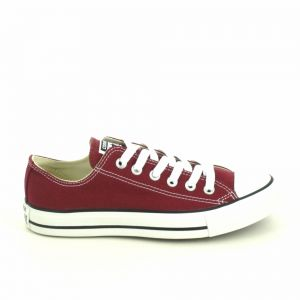 Converse Chuck Taylor All Star Core Ox, Baskets Mode Mixte Adulte - Rouge (Bordeaux) - 37 EU