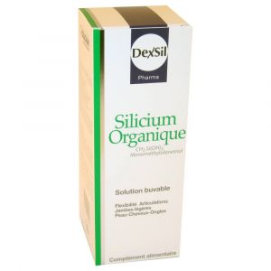 Dexsil Pharma Silicium Organique à boire 500 ml