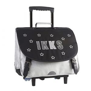 IKKS Lucy In The Sky Cartable, 44 cm, Black