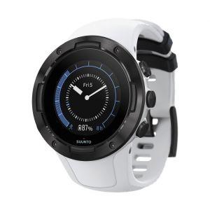 Suunto 5 Montre GPS multisport, white Montres & Ceintures cardio