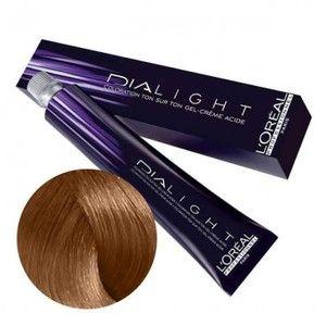 L'Oréal Dia Light Blond Cuivré Doré (Rubilane) 7,43