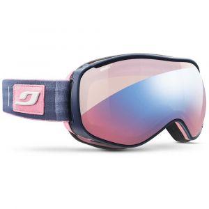 Julbo Masques de ski Starwind Photochromic - Pink / Blue - Taille Light Red Zebra Photochromic/CAT1-3