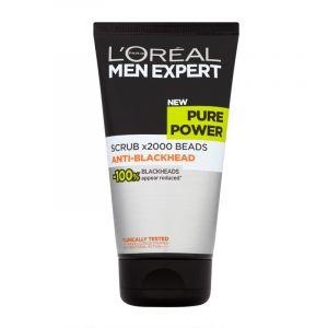 L'Oréal Men Expert Pure Power - Gel ultra-désincrustant