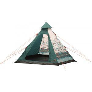 Easy Camp Dayhaven - Tente - vert/Multicolore Tentes tipi