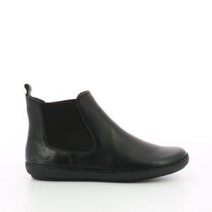 Kickers FANTIN - Bottines et boots Femme, Noir