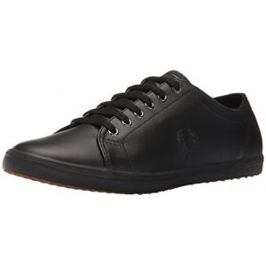 Fred Perry Kingston Leather Black B6237U102, Basket - 45 EU