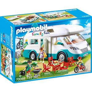 Playmobil 70088 - Famille Et Camping-Car