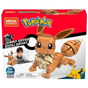 Mega Bloks Jeu de construction Figurine Évoli Pokémon