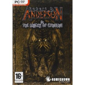 Robert D. Anderson & the Legacy of Cthulhu [PC]