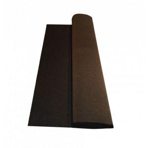 McCover Rouleau de bardeau bitumé 10 x 1 m - Coloris - Gris anthracite, Largeur - 1 m, Longueur - 10 m Gris anthracite - 10 m / 1 m /