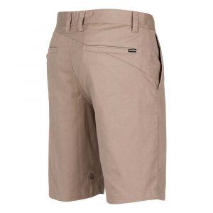 Volcom Frickin Modern Stretch Short - Short taille 33, beige