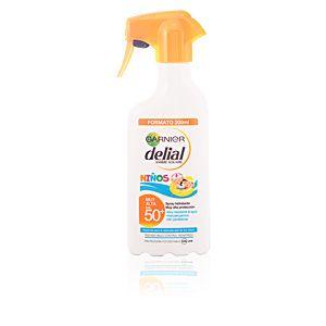 Garnier Ambre Solaire - Spray solaire hydratant pour enfant SPF50+