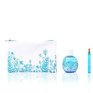 Clarins Eau Ressourçante - Coffret eau de soin, vaporisateur de sac et pochette