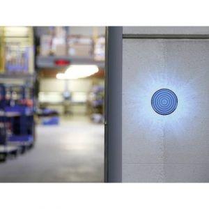 Velleman FLASH STROBOSCOPIQUE A LED BLEU 12 VCC ø 100 mm HAA100BN