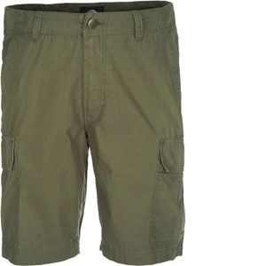 Dickies New York Short, Short de sport Cargo Homme lisse Homme, Vert (Dark Olive), Taille unique (Taille fabricant: 36)