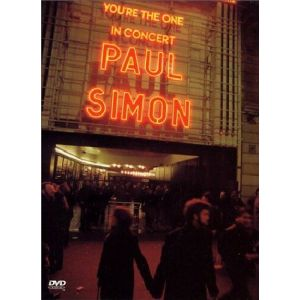 Warner Paul Simon : You're the One in Concert à L'Olympia 2000
