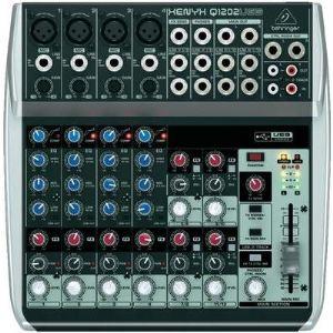 Behringer Xenyx Q1202USB - Console analogique sono et studio