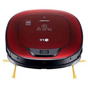 LG VR8602RR - Aspirateur robot Hombot Square Turbo