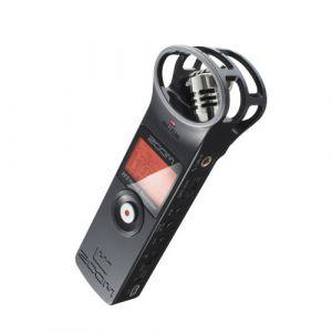 Zoom H1/MB Enregistreur portable Noir