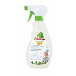 Nûby Spray antibactérien pour surface et jouets (40 cl)