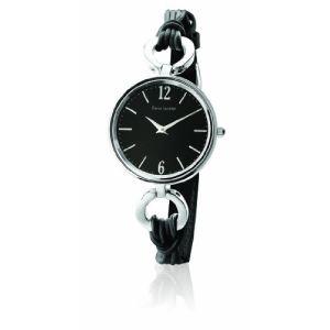 Pierre Lannier 058G6 - Montre pour femme avec bracelet en cuir