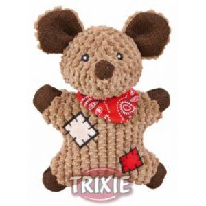 Trixie Souris avec pièces de tissues - Peluches pour Chiens