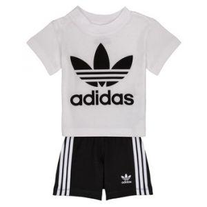 Adidas Ensembles enfant CAROLINE - Couleur 12 / 18 mois,18 / 24 mois,3 / 6 mois,6 / 9 mois,9 / 12 mois,2 / 3 ans,3 / 4 ans,0 / 3 mois - Taille Blanc