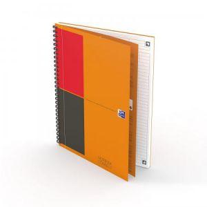 Oxford 400080785 - Notebook Connect rel. intégrale B5 160p./80 feuilles 80g/m², ligné 6mm