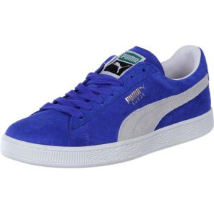 Puma Suede Classic+, Sneakers Basses Homme, Blau (Olympian Blue-White 64), 47