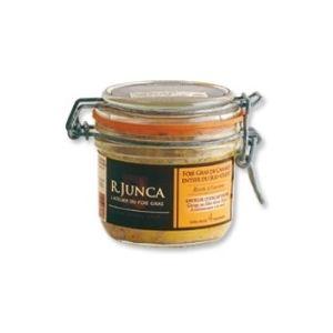 R. Junca Foie gras de canard entier du Sud-ouest recette à l'ancienne - 180g