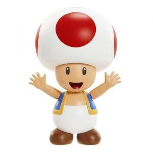 Jakks Pacific Coffret Diorama 5 figurines Mario thème classic Nintendo