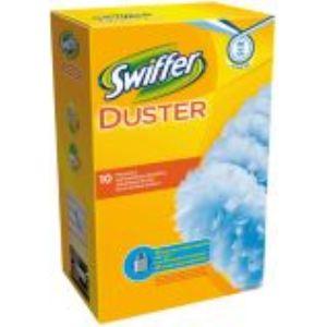 Swiffer Boîte de 10 recharges Duster pour poignée plumeau