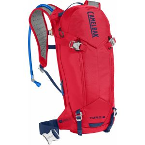 Camelbak Sac avec protection dorsale Toro Protector 8 5 L Rouge Racing