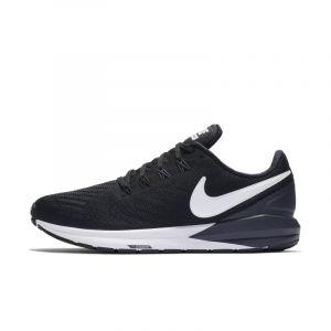Nike Chaussure de running Air Zoom Structure 22 pour Femme - Noir - Taille 44.5 - Female