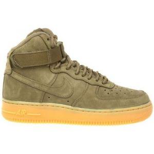 Nike Chaussure de basket-ball Chaussure Air Force 1 High WB pour Enfant plus âgé - Olive Taille 36.5