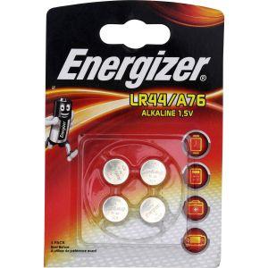 Energizer 948371 Lot de 4 Piles LR44/A76