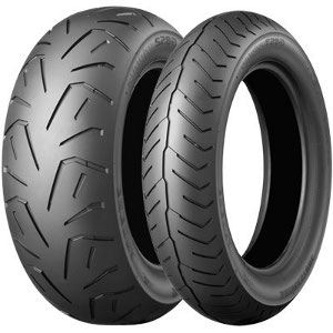 Bridgestone Pneu moto : 210/40 R18 73H G852 G
