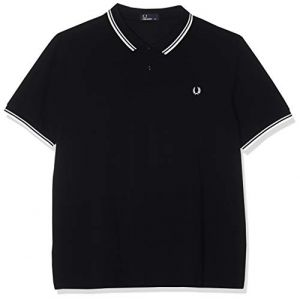 Fred Perry Polo THE SHIRT Noir - Taille XXL,S,L,XL,XS