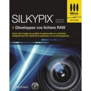 SILKYPIX Developer Studio 3.0 pour Windows