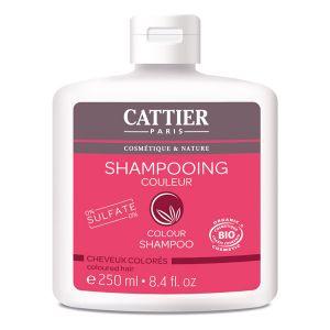 Cattier Shampooing Couleur sans sulfates